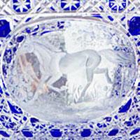色被せポカール「馬の群れ」